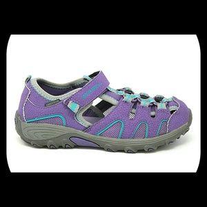 MERRELL Hydro Little Girls Trail Sport Sandals